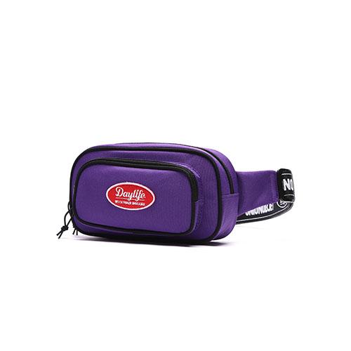 [Unionobjet] Daylife X Unionobjet Waist Bag - Purple