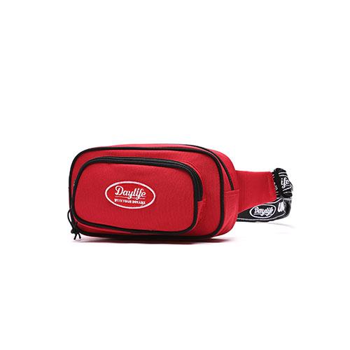 [Unionobjet] Daylife X Unionobjet Waist Bag - Red
