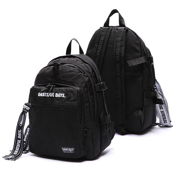 [Unionobjet] 3D Mesh Backpack M03 - Blackblack