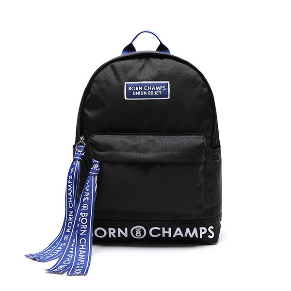 [8월4일 예약발송][Bornchamps X Unionobjet] Tape Mesh Pocket - White