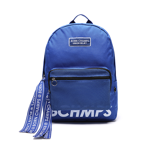 [Bornchamps X Unionobjet] Tape Bag - Blue